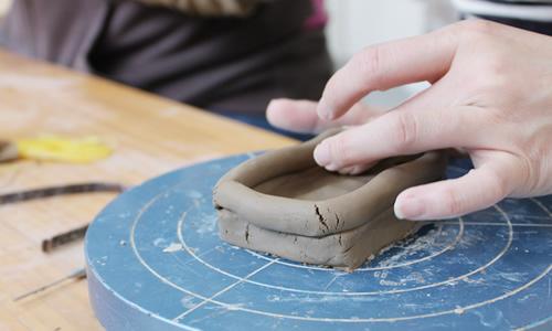 陶芸手びねり1日体験コース